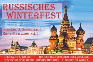 Russisches Winterfest 2020 @ Die Schmiede | Radebeul | Sachsen | Deutschland