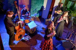 The Reel Chicks Livemusik @ Die Schmiede | Radebeul | Sachsen | Deutschland